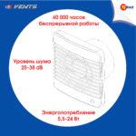 Информация о вентиляторах ВЕНТС