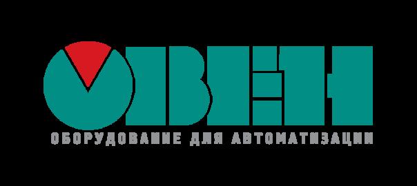 Логотип компании ОВЕН (Россия)